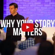 [Interview] Why Your Story Matters